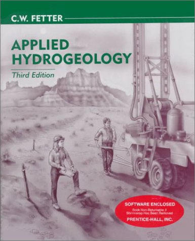 9780023364907: Applied Hydrogeology/Book and Disk