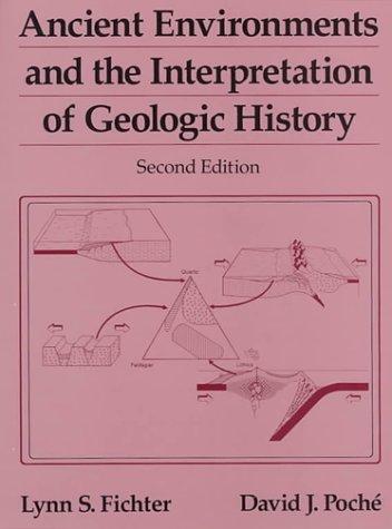 9780023371455: Ancient Environments and Interpretation of Geologic History