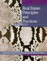 Real Estate Principles and Practices: Edmund F. Ficek,