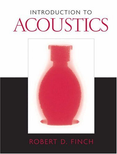 9780023375705: Introduction to Acoustics