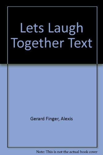 9780023376702: Lets Laugh Together Text