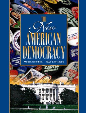 9780023377709: New American Democracy, The