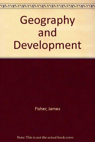 9780023379352: Geography and Development