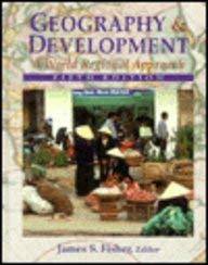 9780023379413: Geography and Development: A World Regional Approach