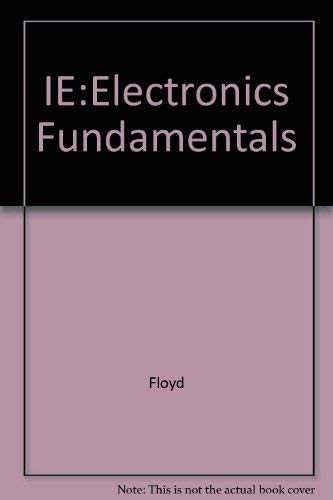 9780023386558: Electronic Fundamentals