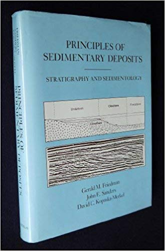 9780023393594: Principles of Sedimentary Deposits: Stratigraphy and Sedimentology