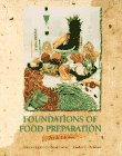 9780023396410: Foundations of Food Preparation (6th Edition)