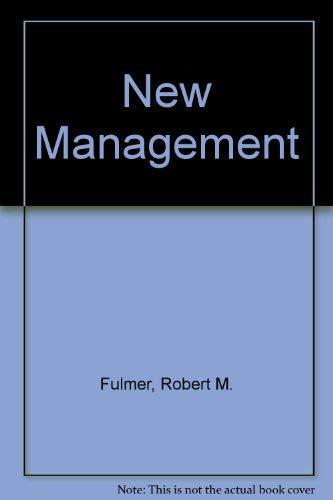 9780023399909: New Management