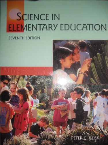 9780023413025: Science in Elementary Education