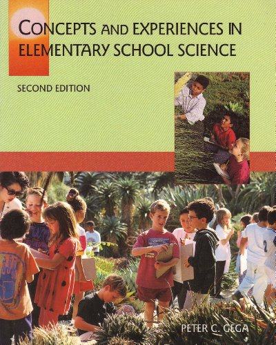 9780023413315: Concepts and Experiences in Elementary School Science