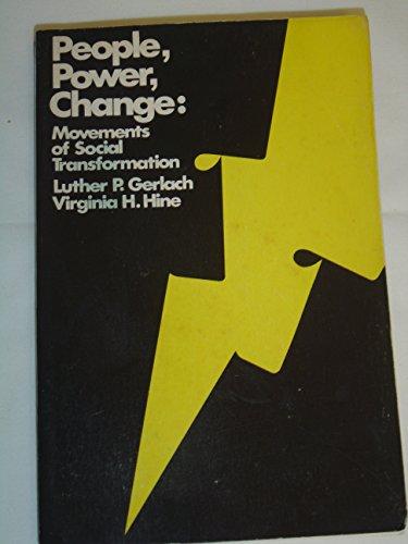 9780023416200: People Power Change