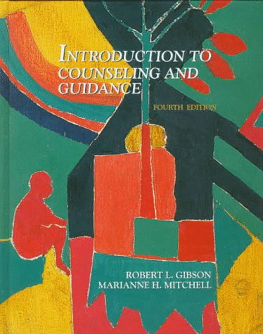 9780023417412: Introduction to Counseling and Guidance