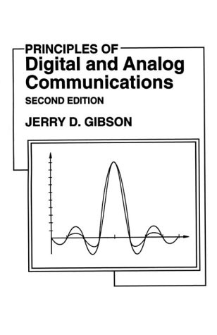 9780023418600: Principles of Digital and Analog Communications, Second Edition