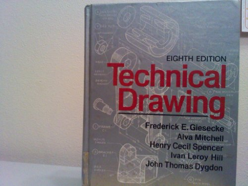 9780023426001: Technical Drawing