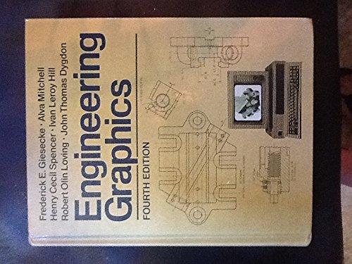 9780023427602: Engineering Graphics