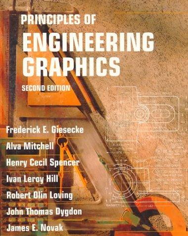 9780023428203: Principles of Engineering Graphics (2nd Edition)
