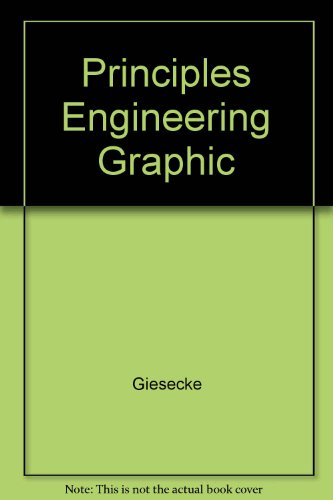 9780023428210: Principles Engineering Graphic