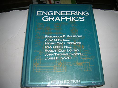 9780023428500: Engineering Graphics