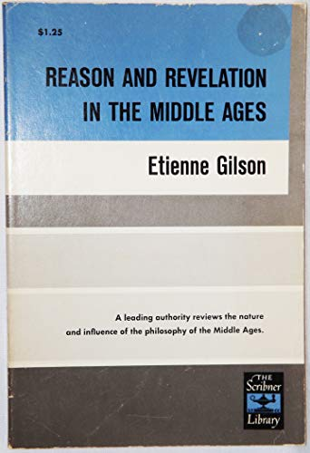 9780023436208: Reason and Revelation in the Middle Ages