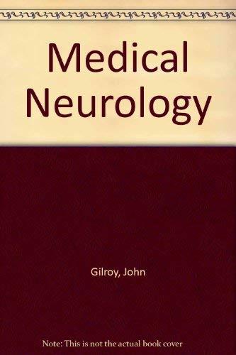 9780023436406: Medical Neurology