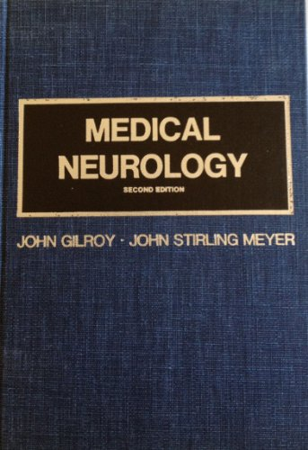 9780023436734: Medical neurology