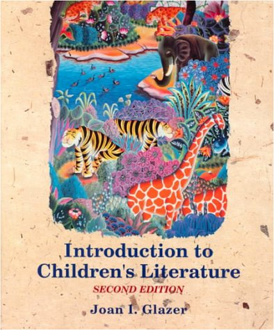 9780023441110: Introduction to Children's Literature (2nd Edition)