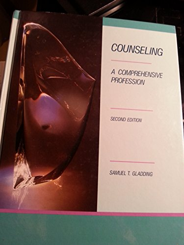 9780023441257: Counselling: A Comprehensive Profession
