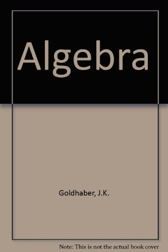 9780023443206: Algebra