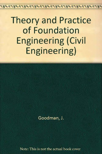9780023448003: Theory and Practice of Foundation Engineering (Civil Engineering)
