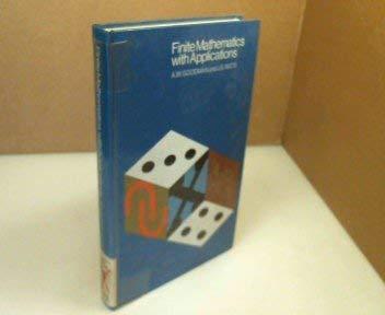 9780023448607: Finite Mathematics with Applications