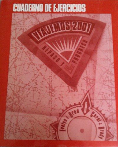 9780023450419: Cuaderno De Ejercicios Viajemos 2001 Repaso Y Progreso