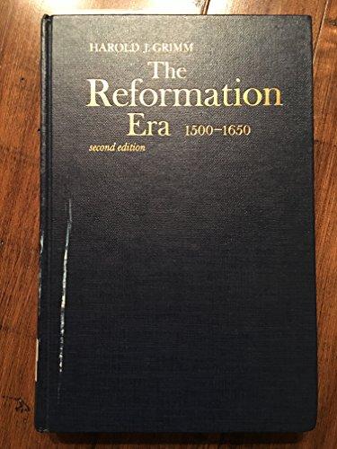 9780023472701: The Reformation Era, 1500-1650