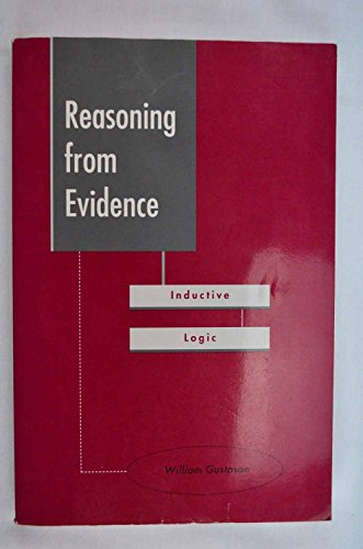 9780023485336: Reasoning from Evidence: Inductive Logic