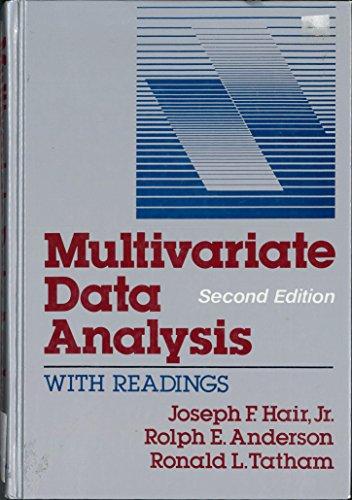 9780023489808: Multivariate Data Analysis