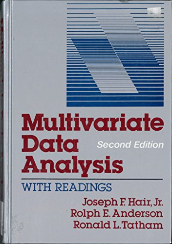 9780023489808: Multivariate Data Analysis