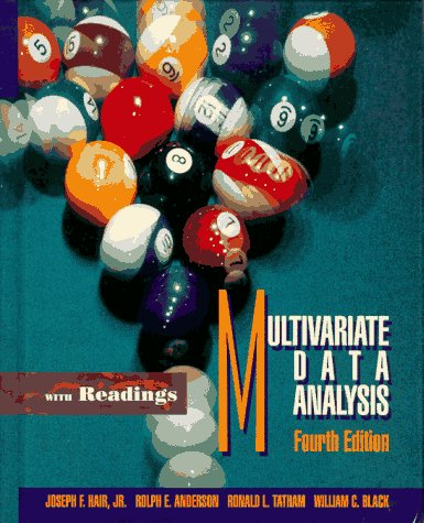 9780023490200: Multivariate Data Analysis: With Readings