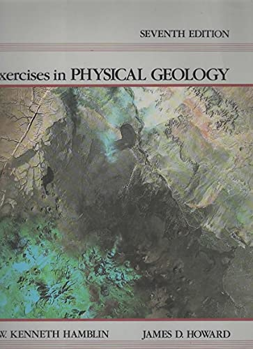9780023493515: Exercises in Physical Geology