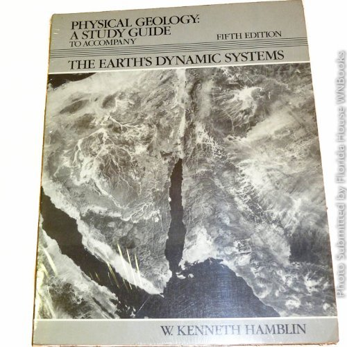 9780023493898: Physical geology: A study guide
