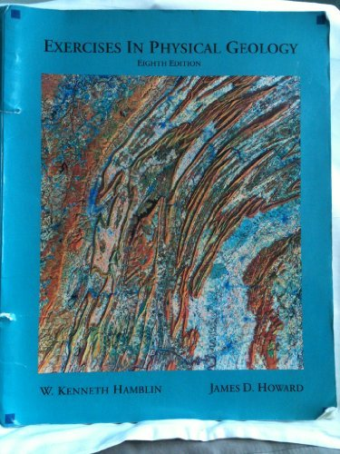 9780023495106: Exercises in Physical Geology