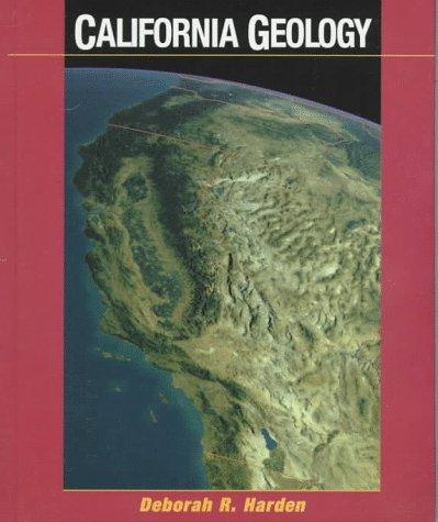 9780023500428: California Geology