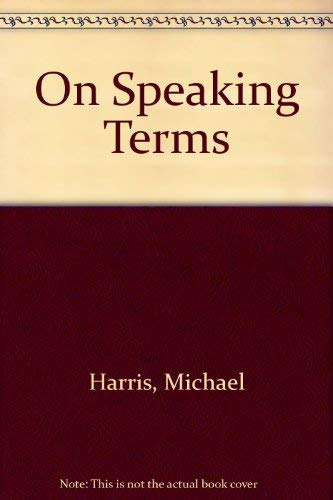 9780023505102: On Speaking Terms