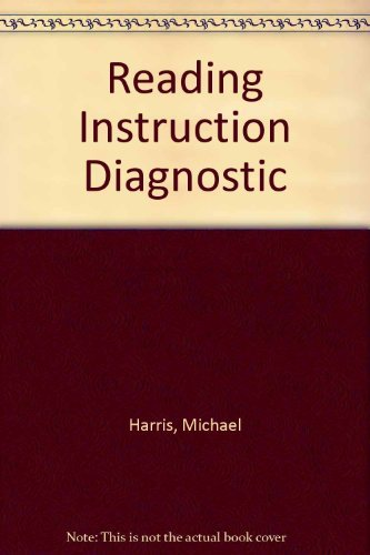 9780023505805: Reading Instruction: Diagnostic Teaching in the Classroom