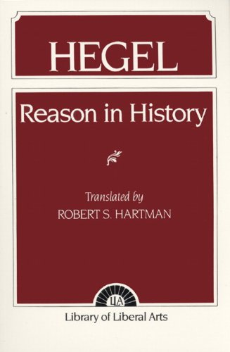 Hegel Reason in History