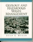 9780023516825: Geology and Hazardous Waste Management