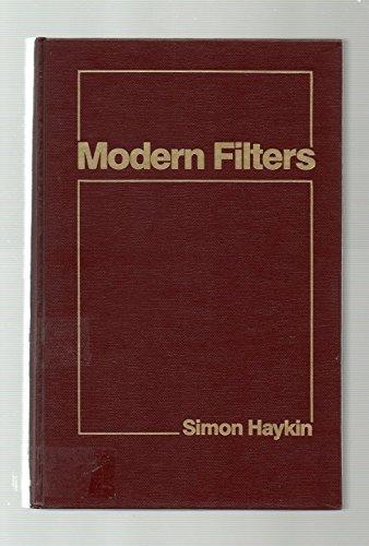 9780023527500: Modern Filters