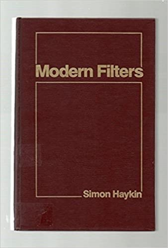 9780023527500: Modern Filters