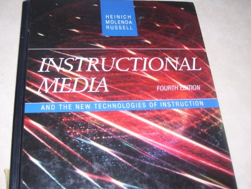 9780023530609: Instructional Media and the New Technologies of Instruction