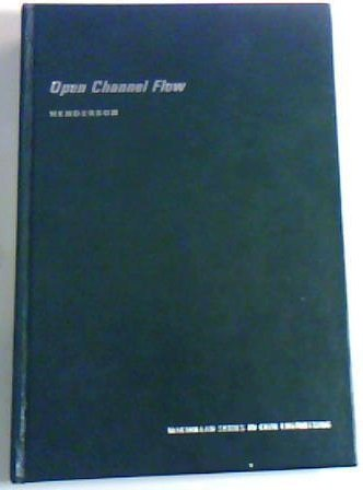9780023537905: Open Channel Flow