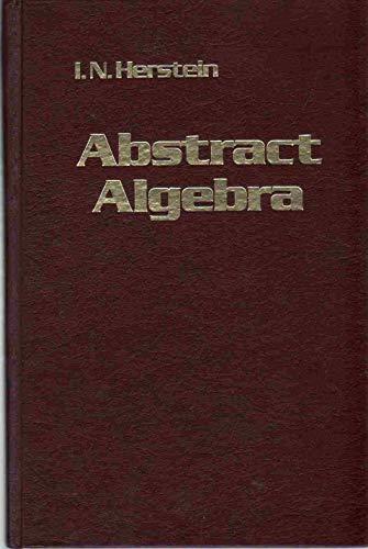 9780023538209: Abstract Algebra