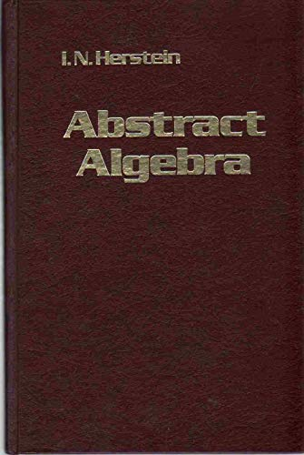 9780023538209: Abstract Algebra